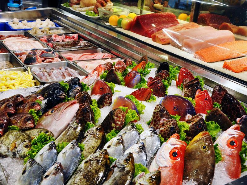 高雄宴會餐廳‧八卦漁村海鮮